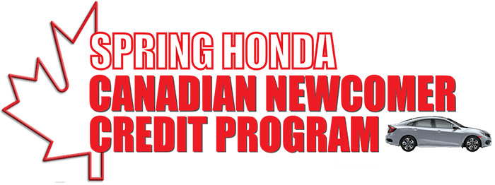 Newcomer Credit Program
