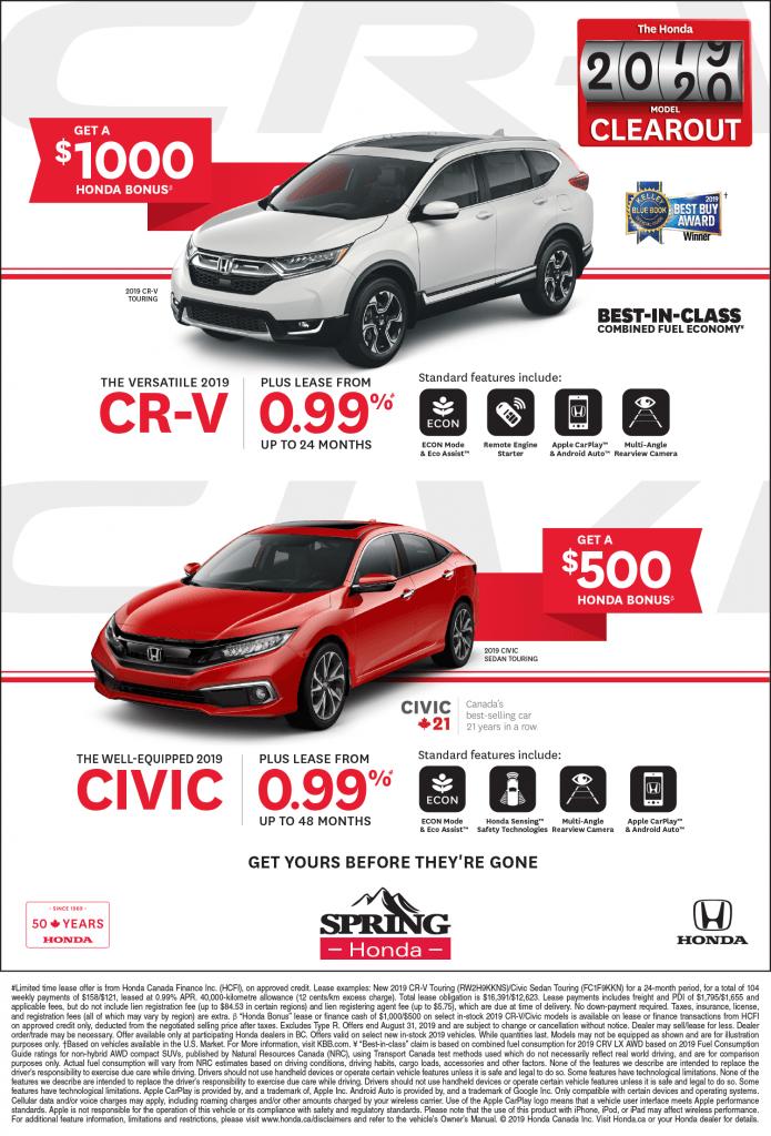 CRV&CIVIC