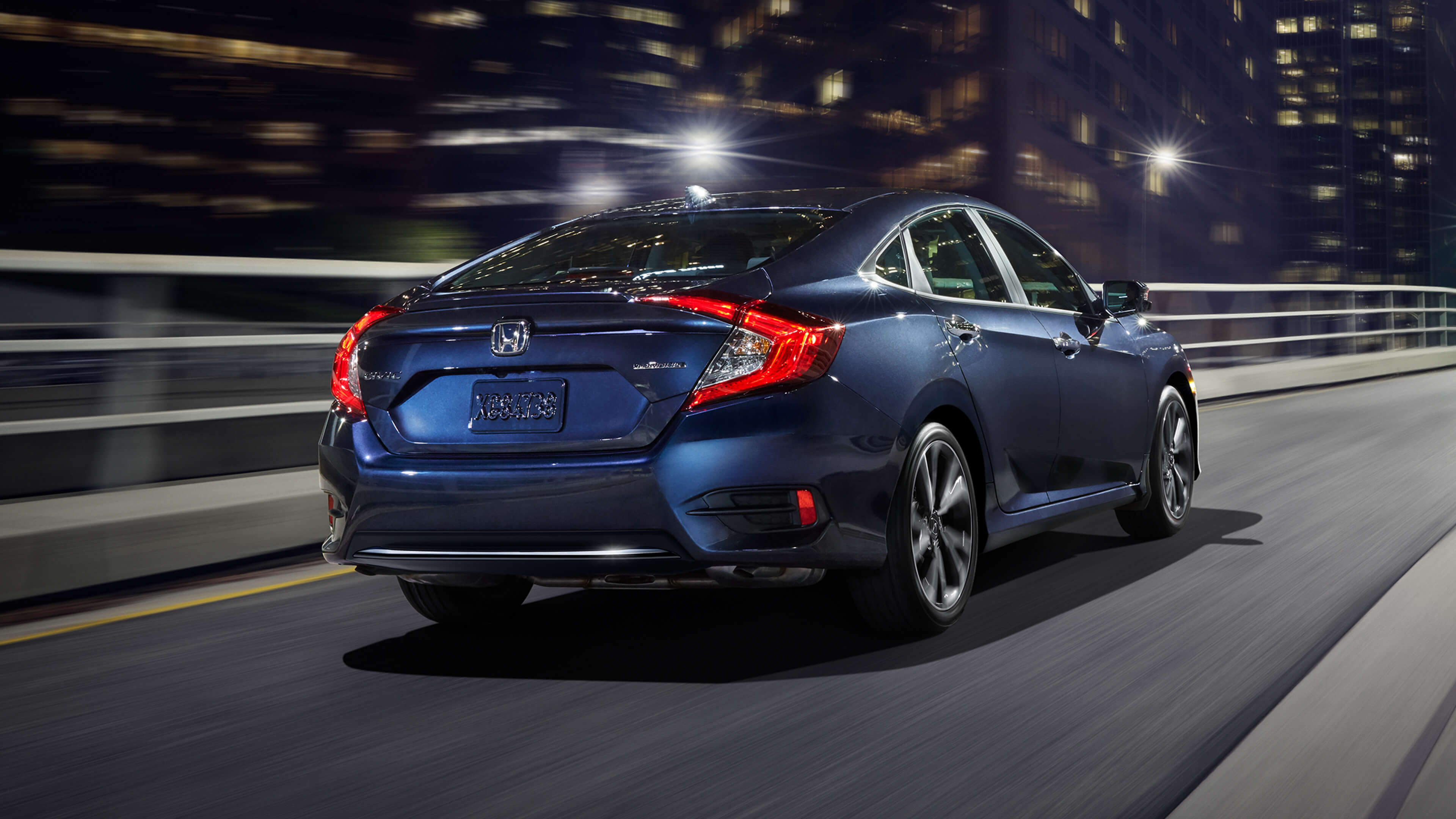Honda Paint Recall >> 2019 Honda Civic Sedan - Cranbrook Honda Dealership ...